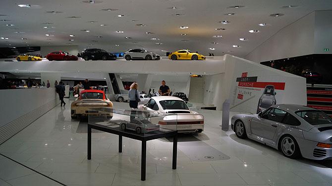 Porsche-Museum-Stuttgart-Ausstellung
