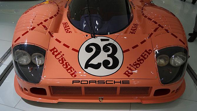 Porsche-Museum-Stuttgart-Rennsau