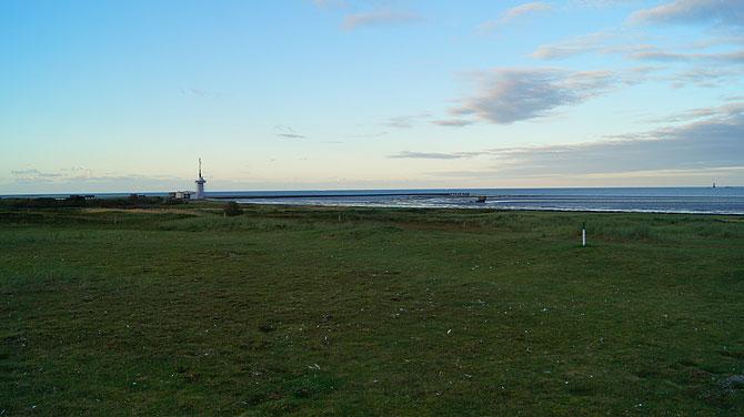 Die Insel Minsener Oog ist Highlight der Wattwanderung.