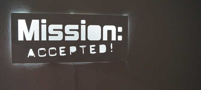 Mission Accepted Berlin