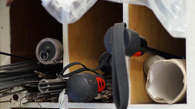 Ersatzteile unter anderem für den original Knirps Schirm.