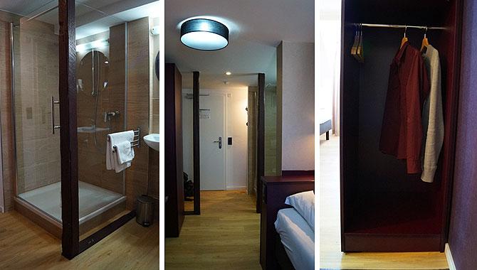 Impressionen aus dem Hotel Porta Nigra Trier