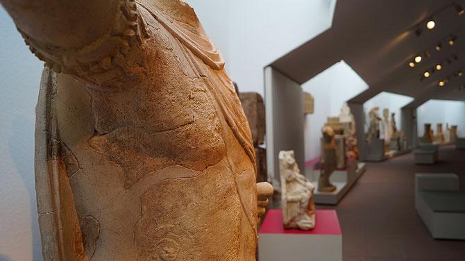 Ausstellung im Rheinischen Landesmuseum in Trier