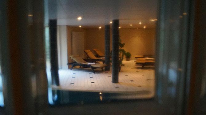 Wellnessbereich des Hotels. Mehr als nur Spa.