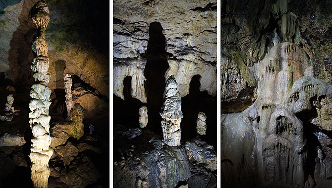 """""""Totem"""", """"Höhlenschrat"""" und """"Klagemauer"""""""