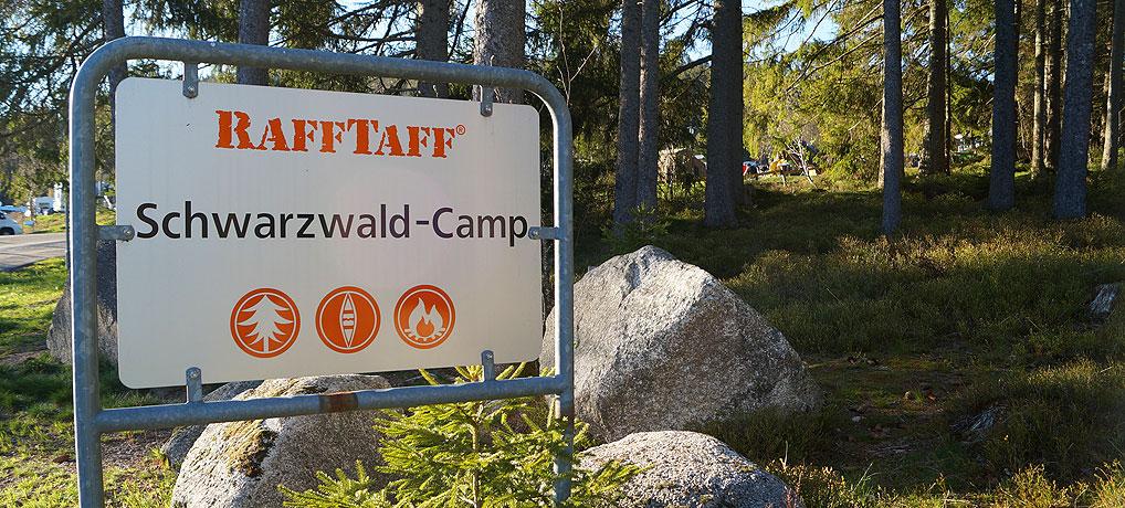 Raff Taff Schwarzwald Camp Schluchsee