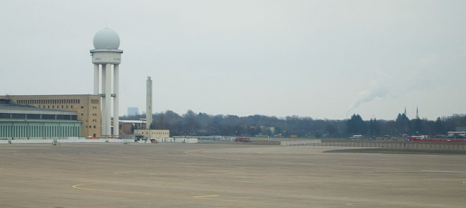Flughafen Tempelhof Führung Berlin