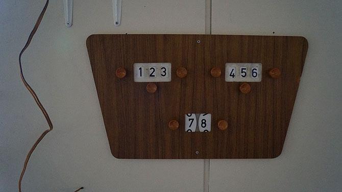 Punktzahl beim Bowling