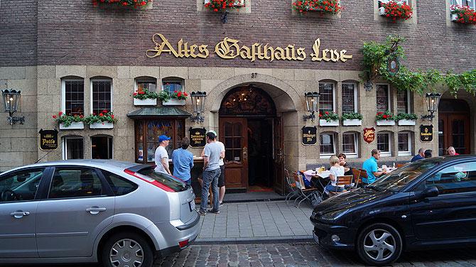 Altes Gasthaus Leve im Alten Steinweg