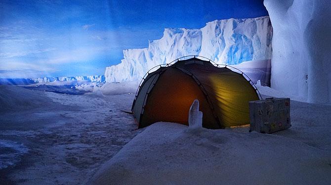 Themenwelt Antarktis
