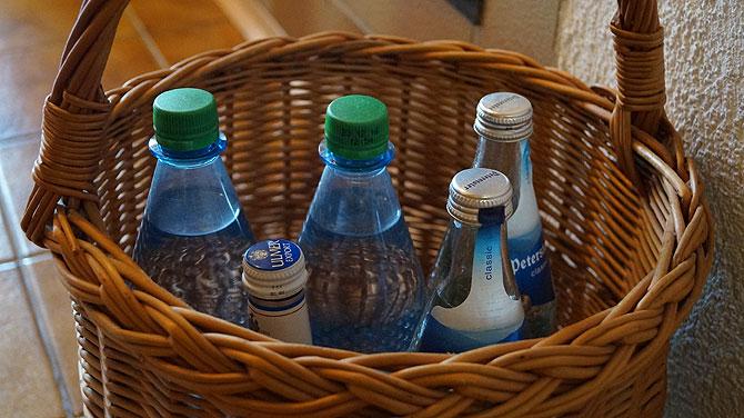Getränkekorb für durstige Kehlen