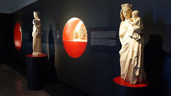 Daueraustellung im Landesmuseum Trier
