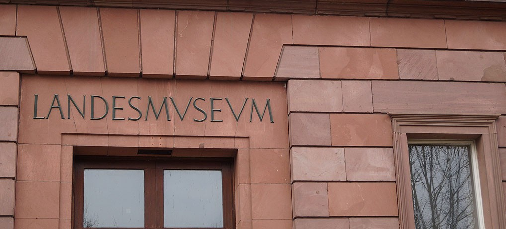 Rheinisches Landesmuseum Trier in Rheinland-Pfalz