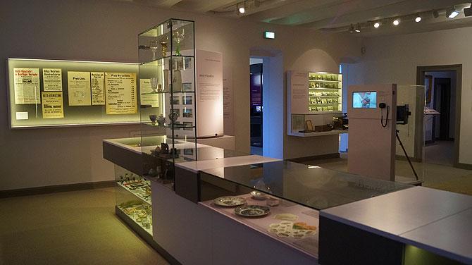 Dauerausstellung im Siebengebirgsmuseum