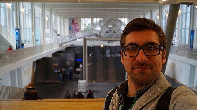 Ich und das Deutsche Museum