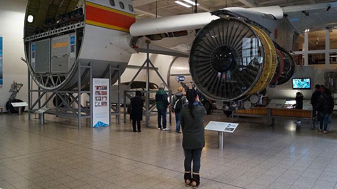 Flugzeuge, Flugzeuge und noch mehr Flugzeuge