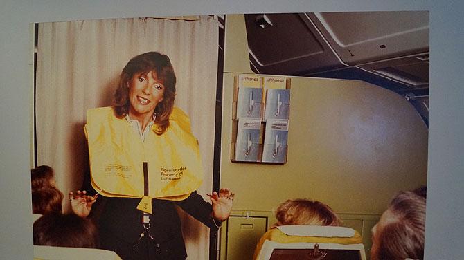 Stewardessen von früher