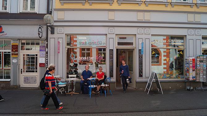 Beste Lage in der Erfurter Marktstraße