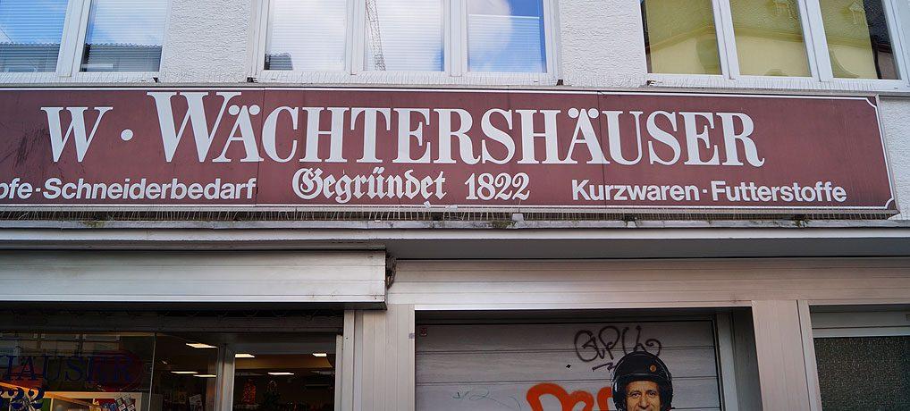 Hessen-Frankfurt-Schneidereibedarf-Kurzwaren-Wächtershäuser-Frankfurt-Deutschland-Reiseblog