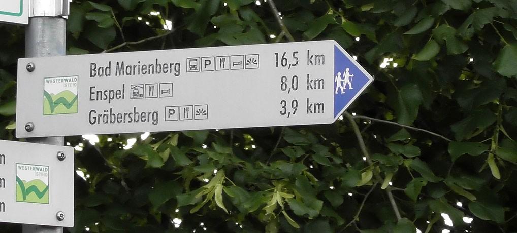 Der Wandermarathon alias Bloggerwandern findet im Westerwald auf dem Westerwaldsteig statt.