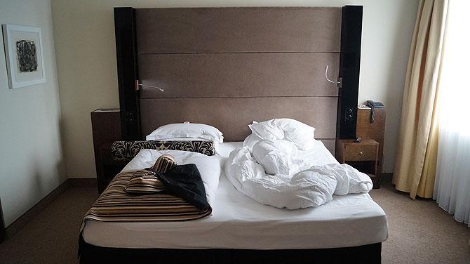Suite im Mercure Hotel Bochum