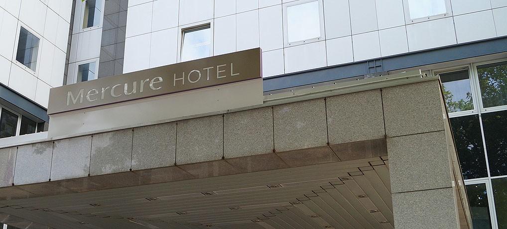 Das Mercure Hotel Bochum im Ruhrgebiet liegt direkt am Bochumer Hauptbahnhof.