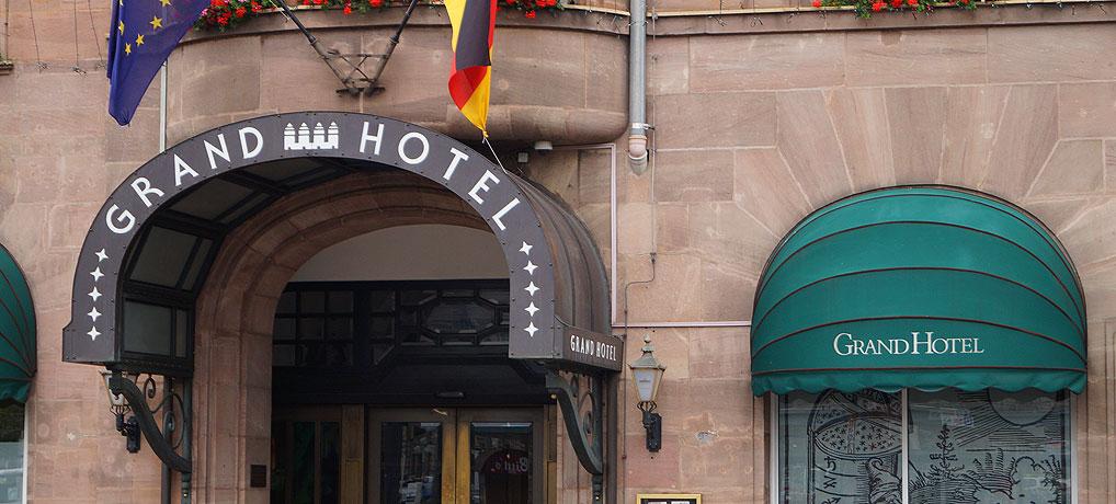 Grandhotel Le Meridien Nürnberg