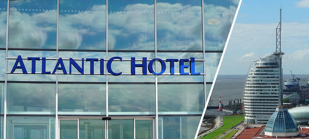 Das Atlantic Sail City ist DAS Hotel in Bremerhaven bei Bremen.