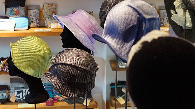 Glockenhüte für Frauen