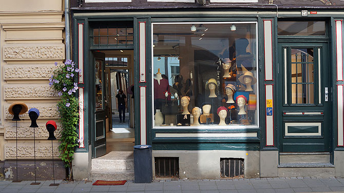 Ihr Laden raum23 befindet sich im Braunschweiger Magniviertel.