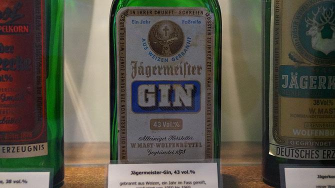 Jägi-Gin wird es nie geben.