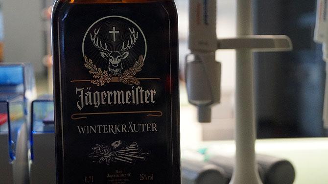 """Die Winterkräuter heißen in den USA """"Spice""""."""