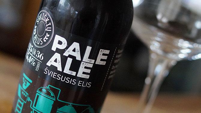 Pale Ale ist ein beliebtes Bier