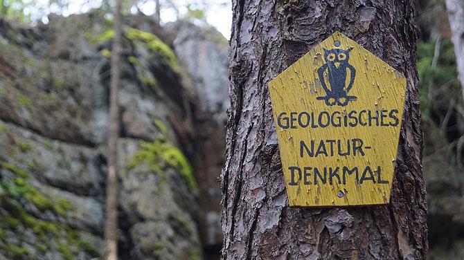 Geologisches Naturdenkmal
