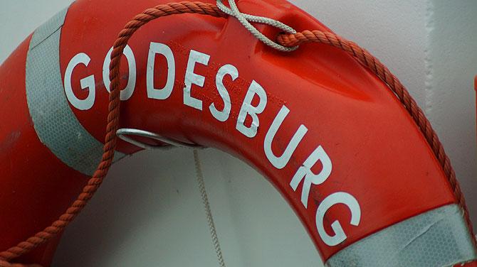 Auf der MS Godesburg geht es rund.