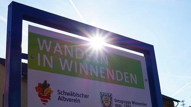 Wandern in Winnenden