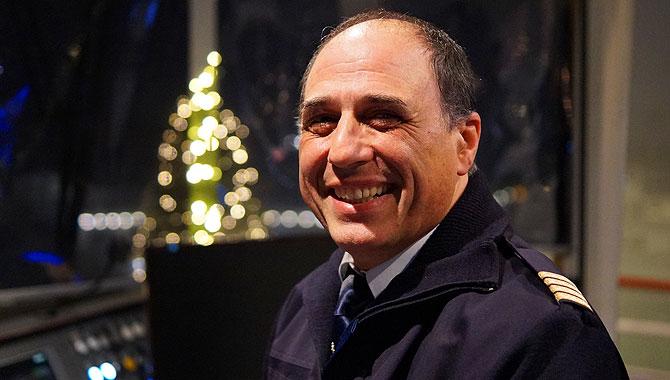 Rocco Fazzari, Schiffsführer der BSB