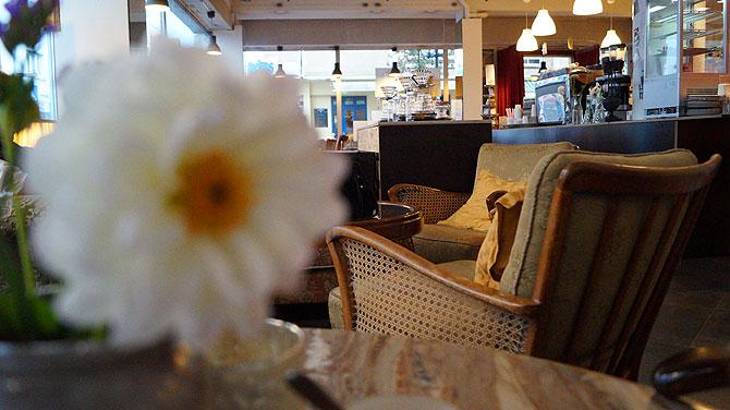 Schönes Cafe in Kaiserslautern
