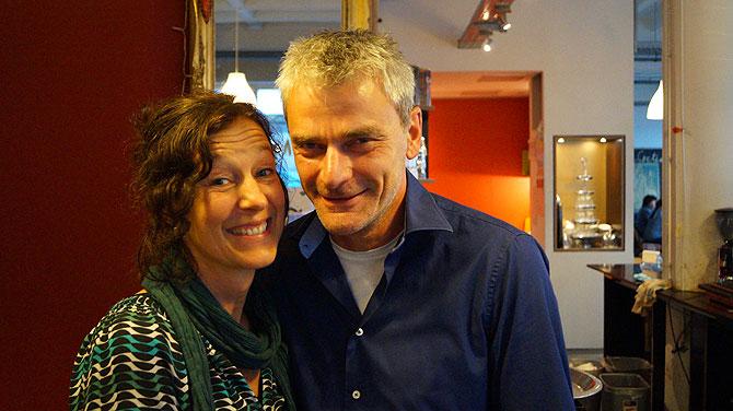 Stephanie und Christian Bebensee