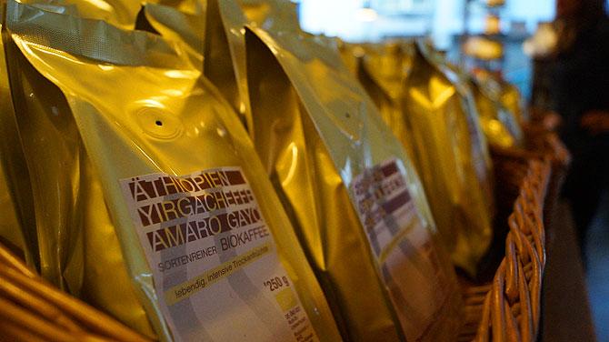 Sortenreiner Biokaffee aus Äthiopien