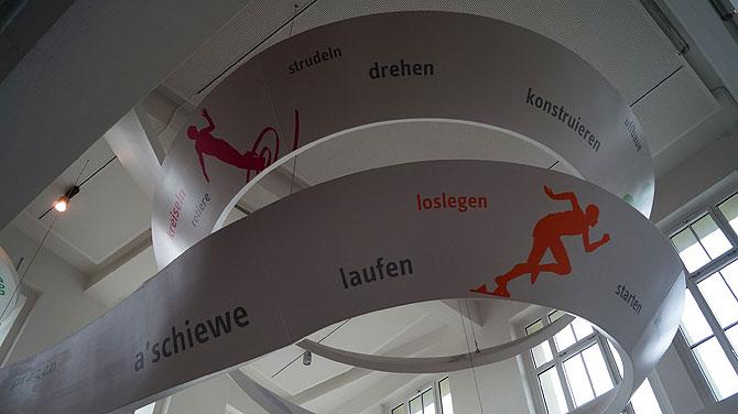 Das Motto im Pirmasenser Science Center lautet Bewegung