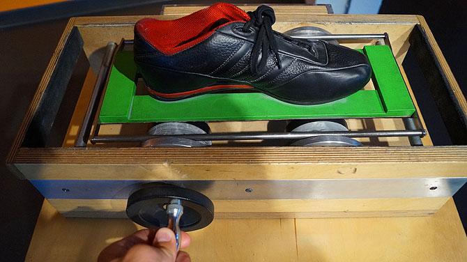 Schuhe sind ein wichtiges Element in der Schuh-Hauptstadt