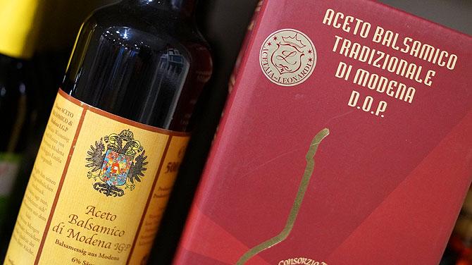 Aceto ist mit 75 Euro pro Flasche das teuerste Produkt