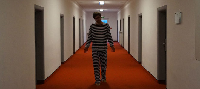 Im Gefängnis: Hotel Alcatraz Kaiserslautern