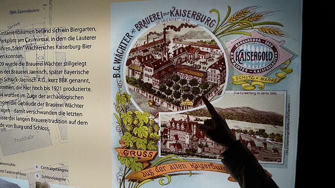 Viele Brauereien gibt es einst in Kaiserslautern