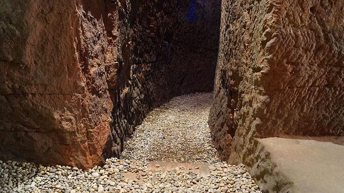Dieser Weg, der ist steinig und schwer...