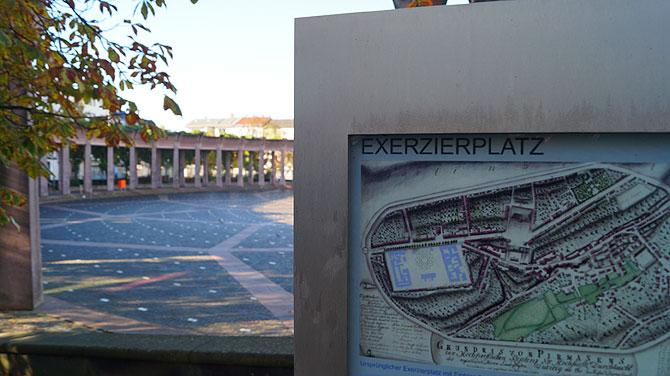 Exerzierplatz alias Exe
