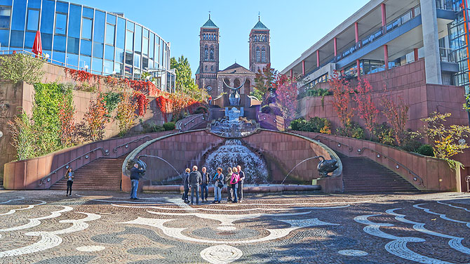 Schlossplatz Pirmasens