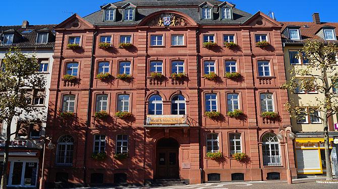 Altes Rathaus Pirmasens