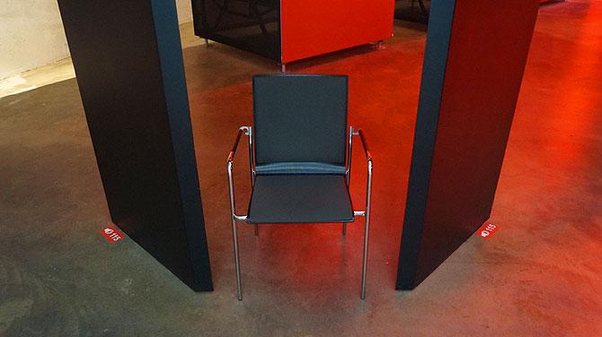 Der nicht ganz heiße Stuhl